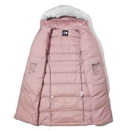 THE NORTH FACE ダウンジャケット・コート 日本未入荷☆THE NORTH FACE W'S EXPLORING DOWN COAT NC1DK81(13)