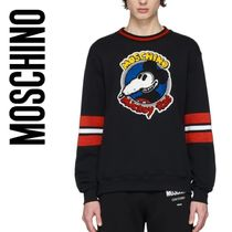 関税込 Moschino Chinese New Year Mickey Ratスウェットシャツ