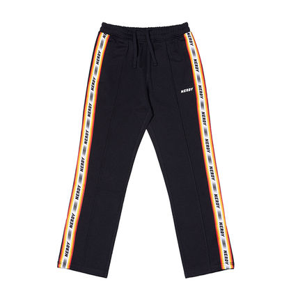 NERDY ボトムスその他 NERDY Logo Tape Track Pants BBN84 追跡付(2)
