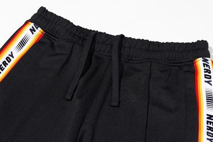 NERDY ボトムスその他 NERDY Logo Tape Track Pants BBN84 追跡付(4)