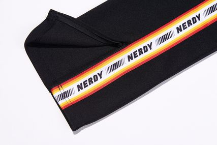 NERDY ボトムスその他 NERDY Logo Tape Track Pants BBN84 追跡付(7)
