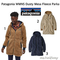 Patagonia Wmns Dusty Mesa Fleece Parka