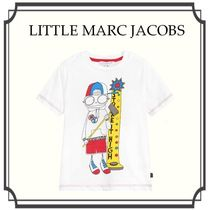 Little Marc Jacobs☆Boys Tシャツ ミスターマーク White 2-10Y