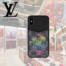 2019AW【Louis Vuitton】IPHONE・バンパーXS ダミエグラフィット