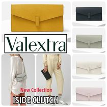 Valextra 2020SS ISIDE CLUTCH