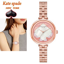 激安 ! kate spade  Double spades Holland Watch ksw1522