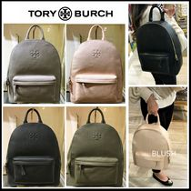 【TORY BURCH】 THEA LEATHER BACKPACK