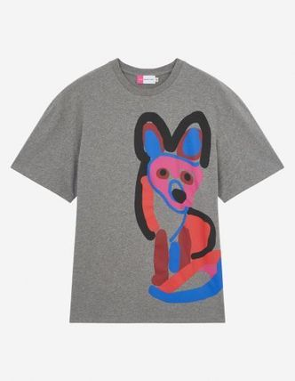 MAISON KITSUNE *SALE* ACIDE Fox Tシャツ