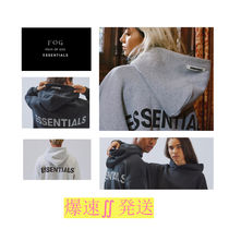 FOG Essentials パーカー Pullover Hoodie バックロゴ