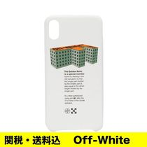 OFF-WHITE iPhone XS ケース