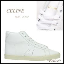 *CELINE*TRIOMPHE Mid Lace Up Sneaker 関税/送料込