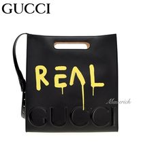GUCCI(グッチ)★Ghost ゴースト REAL 2way トートバッグ