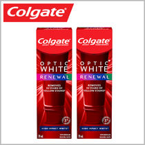 【Colgate】Optic White High Impact White