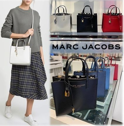 MARC JACOBS ショルダーバッグ・ポシェット SALE! MARC JACOBS The Mini Grind Bag 2WAYバッグ♪