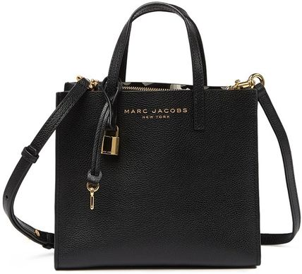 MARC JACOBS ショルダーバッグ・ポシェット SALE! MARC JACOBS The Mini Grind Bag 2WAYバッグ♪(19)