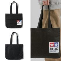 韓国発 TAMIYA X CRITIC MATT PAINT LOGO ECO BAG ブラック