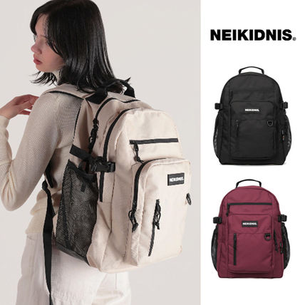 NEIKIDNIS バックパック・リュック NEIKIDNIS正規品★20SS★トラベルプラスバックパック 雨天でもOK