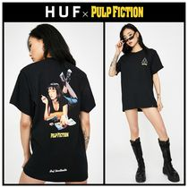 コラボ!! ☆ HUF ☆ X PULP FICTION MIA GRAPHIC TEE