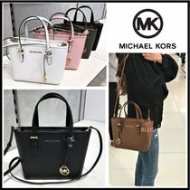 【Michael Kors】 JET SET TRAVEL 2WAY バッグ