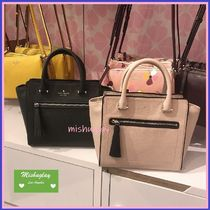 【kate spade】数量限定レア色★可愛いタッセル付♪small allyn