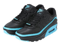 【NIKE】UNDEFEATED × NIKE AIR MAX 90 - BLACK/BLUE要在庫確認