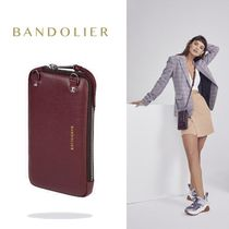 iPhone全機種対応!! Bandolier Pebble Leather Expanded  Pouch