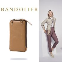 iPhone全機種対応!! Bandolier Olivia Expanded Zip Pouch