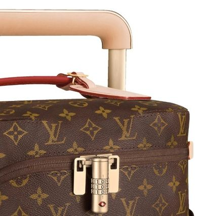 Louis Vuitton スーツケース LOUIS VUITTON(ルイヴィトン) ホライゾン・ソフト 2R55 関送込み(3)