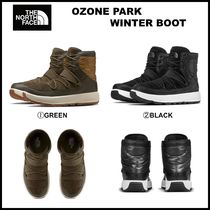 2020Cruise!! ☆THE NORTH FACE☆ MEN'S OZONE PARK WINTER BOOT