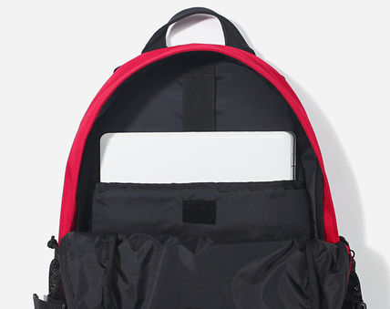 COVERNAT バックパック・リュック [COVERNAT](コボナッ)CORDURA AUTHENTIC LOGO RUCK SACK RED(16)