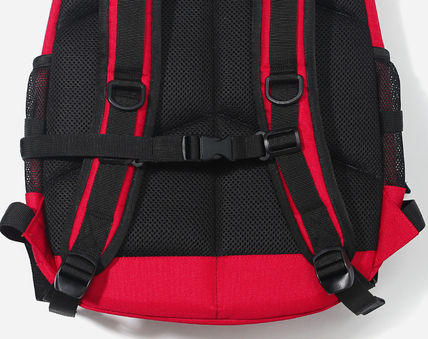 COVERNAT バックパック・リュック [COVERNAT](コボナッ)CORDURA AUTHENTIC LOGO RUCK SACK RED(18)