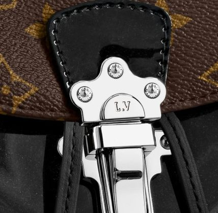 Louis Vuitton バックパック・リュック ◆LOUIS VUITTON◆ホット・スプリングスバックパック(4)