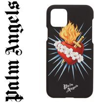 新作!国内発送 PALM ANGELS Sacred Heart iPhone 11 Pro ケース