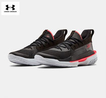 【UNDER ARMOUR】UA CURRY 7 (カリー7) BASKETBALL SHOES_Black
