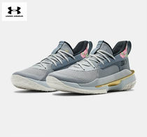 【UNDER ARMOUR】UA CURRY 7 (カリー7) BASKETBALL SHOES_ Gray