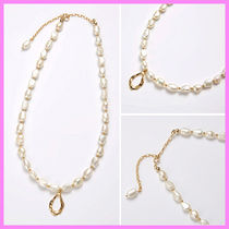 【Hei】romantic pearl necklace〜ロマンチックパールネックレス