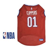 【NBA】US限定★Dog&Cat メッシュジャージ Los Angeles Clippers