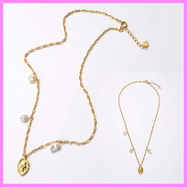 【Hei】mini pearl elizabeth necklace〜ネックレス★日本未入荷