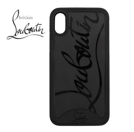 Christian Louboutin スマホケース・テックアクセサリー Christian Louboutin  iPhone X/XS ケース