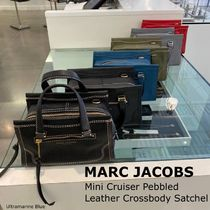 MARC JACOBS★Mini Cruiser Leather Crossbody Satchel☆
