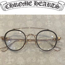 CHROME HEARTS クロムハーツ OPTICAL SPANKY W/TOP BAR メガネ