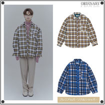 ORDINARY PEOPLE(オーディナリーピープル) ジャケットその他 ORDINARY PEOPLEのCheck Quilting Jacket 全2色