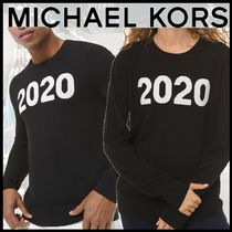 """【MICHAEL KORS】2020 Wool-and-Cashmere Sweater """