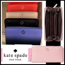 kate spade☆Adel Large Continental Wallet 長財布☆送\税込
