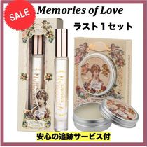ロールオン&練り香水セット Victorian Romance Memories of Love