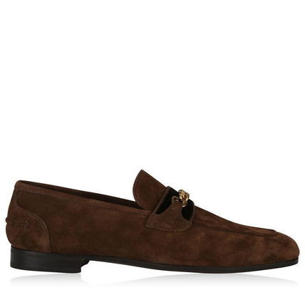 TOM FORD★Wilton Suede Loafers【関税送料込】