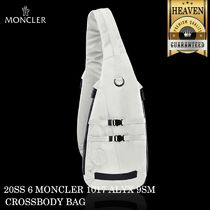 累積売上総額第1位!MONCLER GENIUS★1017 ALYX 9SM★BODY BAG