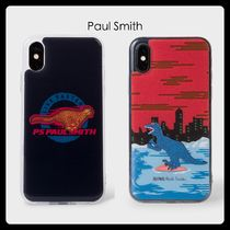 【Paul Smith】Live Faster / Dino  iPhone Xケース 2パターン