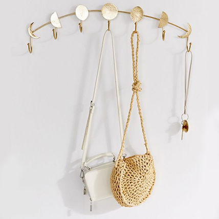 Urban Outfitters 棚・ラック・収納 Urban Outfitters★限定品★Moon Phase Multi-Hook★インテリア(2)