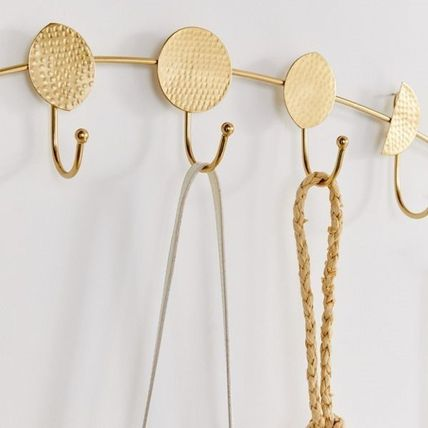 Urban Outfitters 棚・ラック・収納 Urban Outfitters★限定品★Moon Phase Multi-Hook★インテリア(3)
